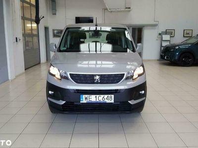 używany Peugeot Rifter Long 1.5 BlueHDI Active S&S Aut.