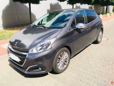 używany Peugeot 208 Allure Salon Polska Gwarancja Nawigacja
