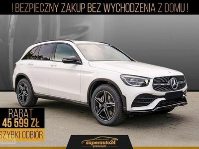 używany Mercedes 220 Klasa GLC Linia AMG 2.04MATIC (194KM) | AMG + Pakiet Night + Premium Plu, Chorzów