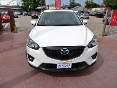 używany Mazda CX-5 2dm3 165KM 2013r. 90 000km 2.0 SKYACTIVE 4x4 Automat Navi Skóra
