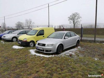 używany Audi A4 2003r. 2.0 B