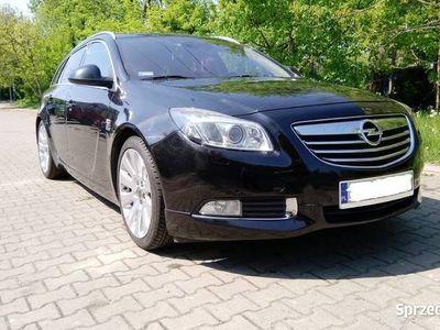 używany Opel Insignia 1.8 benzyna Kombi OPC LINE Cosmo, Alu, Klima
