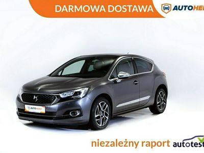 używany Citroën DS4 DARMOWA DOSTAWA, Automat, Skóra, Serwis ASO