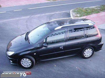 używany Peugeot 206 XA 1.6dm 125KM 2004r. 183 000km