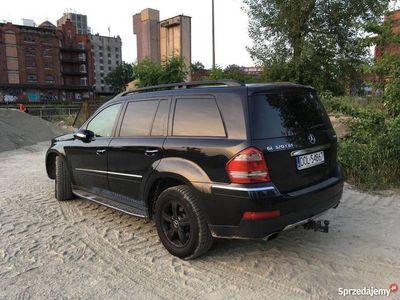 używany Mercedes GL320 CDI DIESEL / 2008 7-osób, Hak, Automat, 4x4