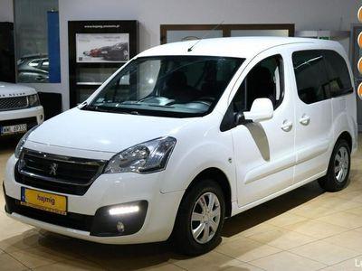 używany Peugeot Partner Tepee Active +, Gwarancja x 5, salon PL, fv VAT 23