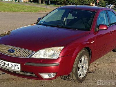 używany Ford Mondeo 2dm 130KM 2005r. 126 000km
