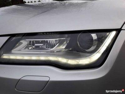 używany Audi A7 3.0 TDI quattro S-line full opcja 2013r. faktura VAT