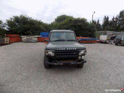 używany Land Rover Discovery TD5 ANGLIK V5 DO REJESTRACJI ROK 2000