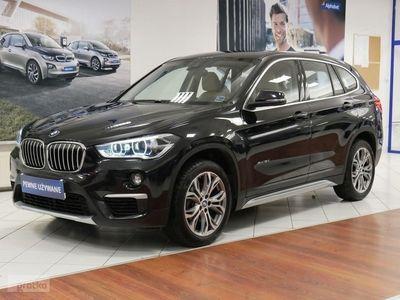 używany BMW X1 X1 F48xDrive18d xLine sport-aut Salon PL 1wł. Gwarancja, Warszawa