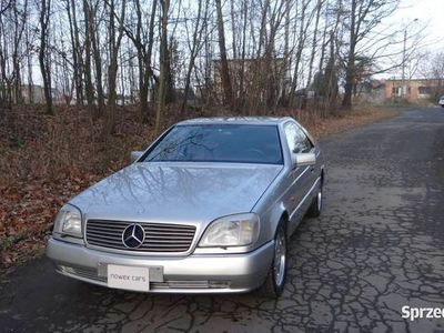używany Mercedes CL600 W140
