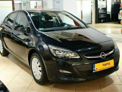 używany Opel Astra 1.6dm 110KM 2016r. 150 000km