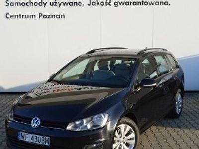 używany VW Golf VII Comfortline SalonPL TDI Comfortline Nawigacja Climatronic ASO VAT