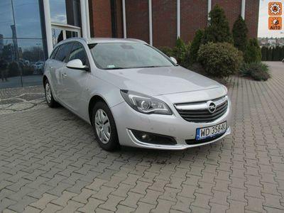 używany Opel Insignia 2dm3 130KM 2015r. 46 442km WD3584K # 2.0 CDTI Edition # Automat # Salon Polska #