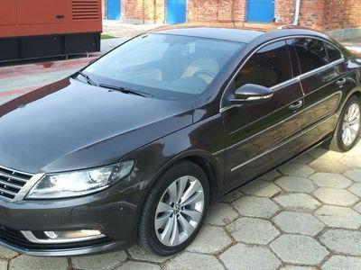 używany VW CC 2.0 TDI 170KM Bluemotion DSG - Salon Polska, FullSerwis