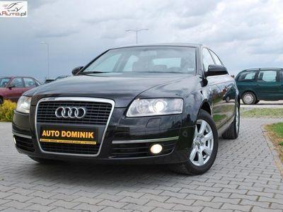 używany Audi A6 C6 (2004-) 2.7 2008r. ABS automatyczna klima.