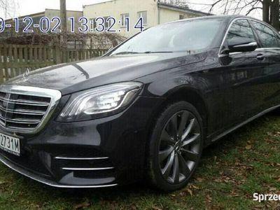 używany Mercedes S350 W222 3.0 286KM
