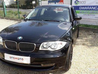 używany BMW 116 grzane fotele oryginał przebieg zadbana raty zamiana gwarancja