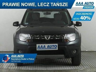 używany Dacia Duster I Salon Polska, 1. Właściciel, Serwis ASO, Skóra, Navi, Klima,