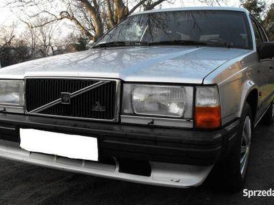 używany Volvo 740 2.3 Redblock - oryginalny stan!