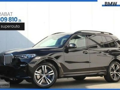 używany BMW X7 M50d 3.0 M50d (400KM) | First Class + Reflektory Laserowe