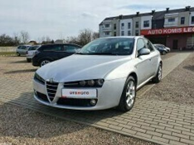 używany Alfa Romeo 159 I 1.9ikat 16V 160KM Impression
