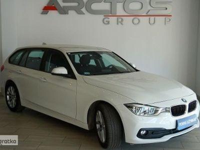 używany BMW 318 SERIA 3 d Advantage 1wł Salon PL Gwarancja f vat 115 tys km