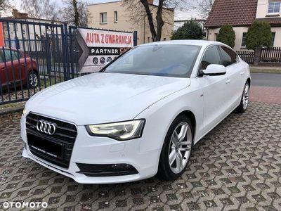 brugt Audi A5 8T