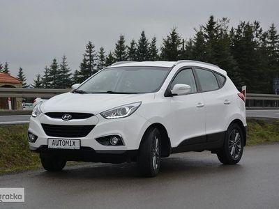 używany Hyundai ix35 1.6dm 135KM 2015r. 92 446km