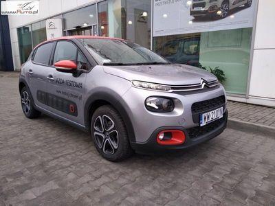 używany Citroën C3 1.2dm 110KM 2018r. 1 000km