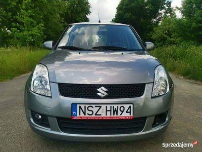 używany Suzuki Swift IV (2004-2010)