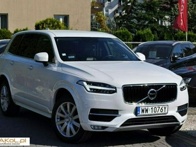 używany Volvo XC90 XC90 IVD5 225 KM 158 tys km Serwisowany ZAMIAN