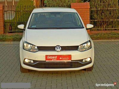 używany VW Polo 1.2dm 90KM 2015r. 37 000km