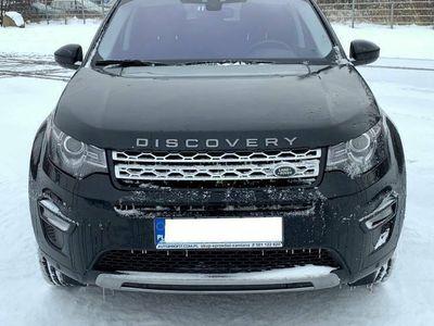 używany Land Rover Discovery Sport 2.0 240KM Rej PL, 4x4, 22000km