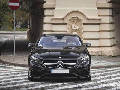 używany Mercedes S63 AMG Klasa