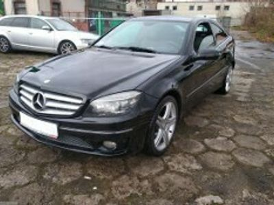 używany Mercedes CLC200 Klasa CLC W203CDI