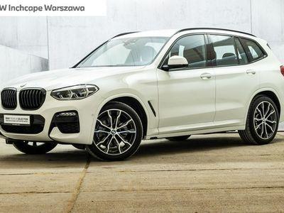 używany BMW X3 xDrive 20d 190KM | Adaptacyjne reflektory LED Wyświetlacz Head-Up |