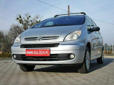 używany Citroën Xsara Picasso 1.6dm 109KM 2007r. 265 000km