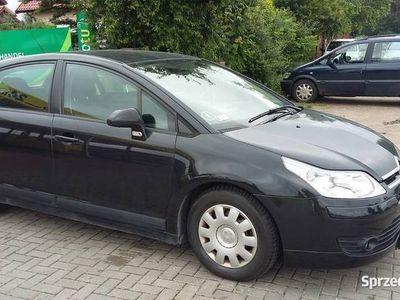 używany Citroën C4 I 1,6 HDi Klima 5 drzwi