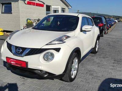 używany Nissan Juke Benzyna - Opłacony