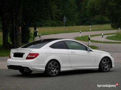 używany Mercedes C350 Coupe AMG