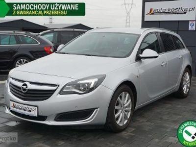 używany Opel Insignia Country Tourer I 2 komplety kół, Navi, LED, Alu, Kubełki, Bezwypadek, GWARANCJA, Serw