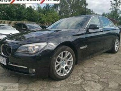 używany BMW 730 SERIA 73,0TDI 245KM 100tys km Książka Full Opcja Zarejestrowany