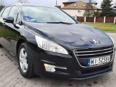używany Peugeot 508 SW 2dm 140KM 2014r. 229 377km