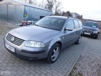 używany VW Passat B5 1.9 TDI Trendline aut, Serwis, 2xKoła