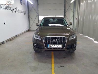 używany Audi Q5 Q5 2dm3 177KM 2014r. 101 592km2.0 TDI Quattro S tronic