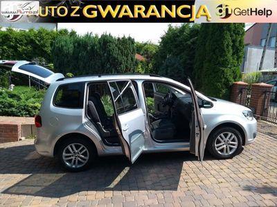 used VW Touran 1.4 Salon PL Pełen Serwis ASO 1 WŁ. FV COMFORTLINE 1.4TSI 140 KM