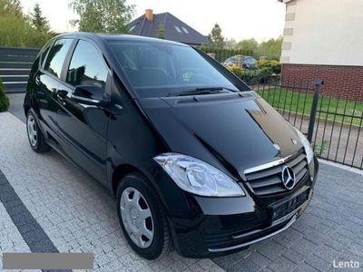 używany Mercedes A160 1.5dm 95KM 2010r. 149 000km