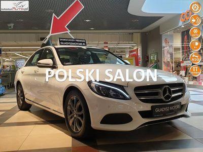 używany Mercedes C160 1.6dm 129KM 2017r. 30 000km