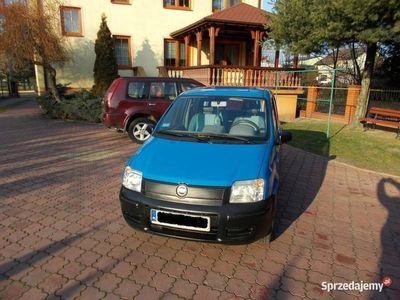 używany Fiat Panda 1,1 kat. benzyna 2004 r./ I rej. 2005 r. salonowy